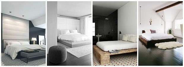 minimalisme slaapkamer