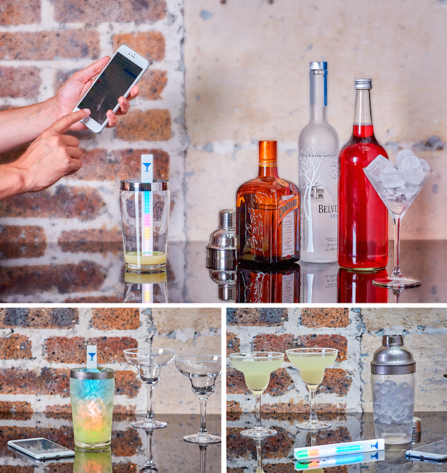 Mixstik-cocktails