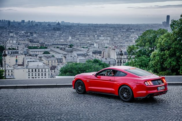 Mustang_ Deauville_France2
