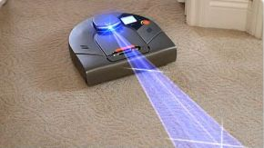 Neato Robotics: Laser Robot Stofzuiger
