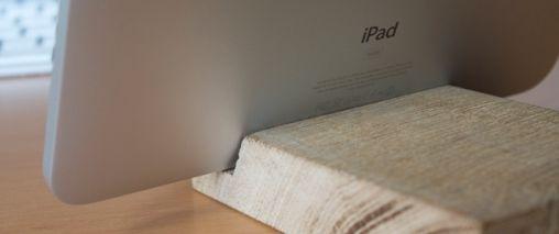 Nederlands iPad Dock van €4