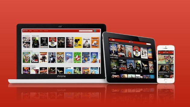Netflix-droombaan