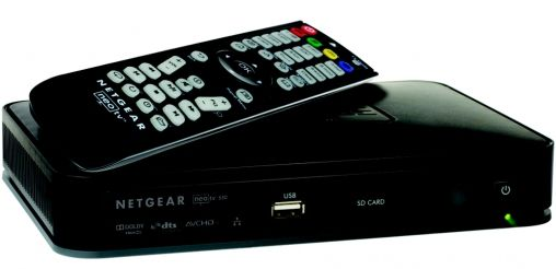 NetGear komt met NeoTV 350 HD en NeoTV 550 Ultimate HD
