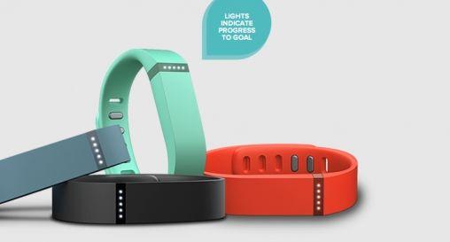 NIEUW - Fitbit Flex meet al je dagelijkse activiteiten en je slaappatroon