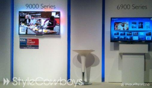 Nieuw: Philips 9000-serie Smart LED TV
