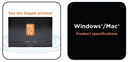 Nieuwe PConTV voor Windows en Mac