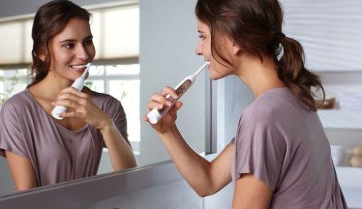 Nieuwe Philips Sonicare Flexcare Platinum tandenborstel