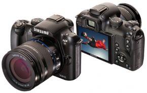 "Nieuwe Samsung NX10 ""Hybride DSLR"""