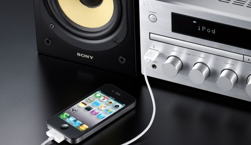 Nieuwe Sony micro-hifisystemen na de zomer verkrijgbaar