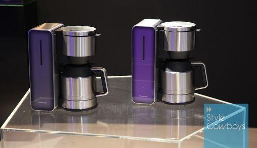 Nieuwe stijlvolle keuken apparaten van Panasonic