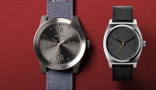 Nieuwste collectie Nixon horloges