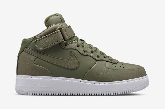 Air Force 1 Low Qs - Rood