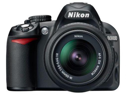 nikon-d3100-front