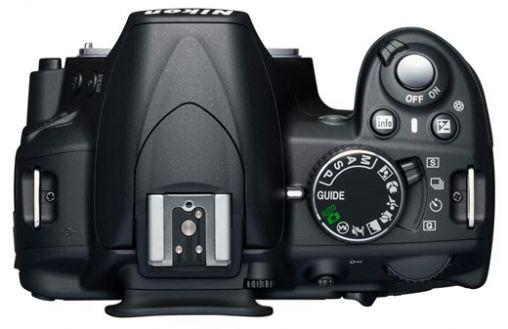 nikon-d3100-top