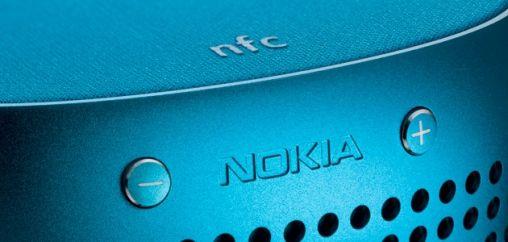Nokia-gear 360-graden luidspreker
