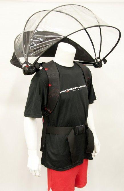Nubrella-paraplu