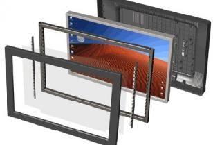 Onzichtbare Speakers in HDTV Scherm