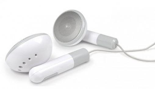 Oordopjes als Desktop Speakers