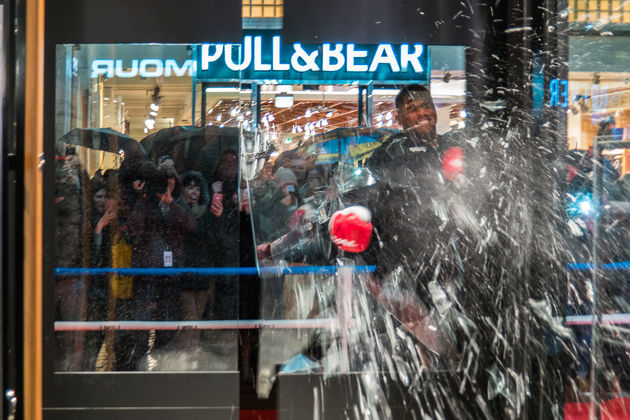 Opening Under Armour Brand House Amsterdam-3