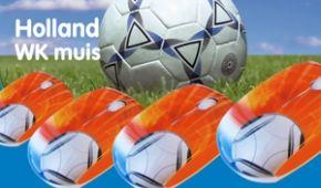 Oranje supporters opgelet! Win de Eminent WK-Muis