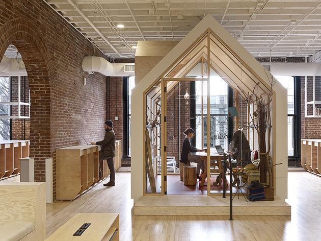 3x bijzondere stilteruimtes op kantoor for Interieur design hbo