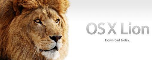 OSX Lion downloaden
