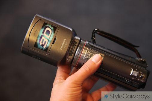 Panasonic 3D 11