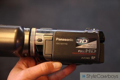 Panasonic 3D 21