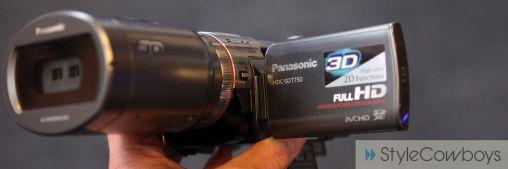 Panasonic 3D 4