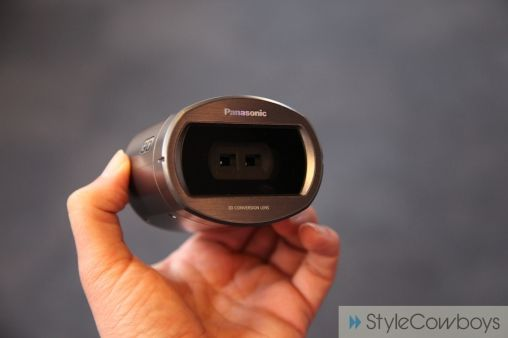 Panasonic 3D 7