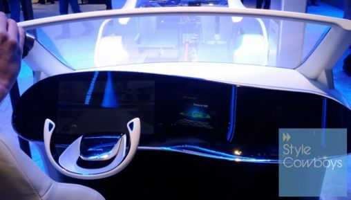Panasonic Car Cockpit [Concept]