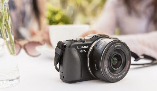 Panasonic introduceert de Lumix GF5