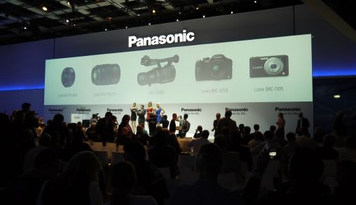 Panasonic smart VIERA en smart town