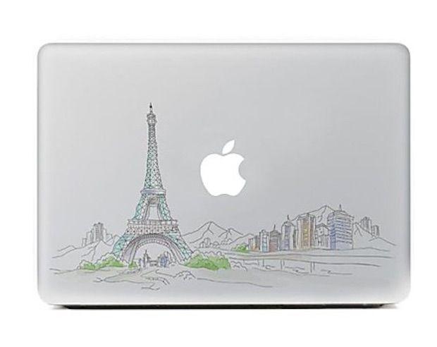 Parijs sticker