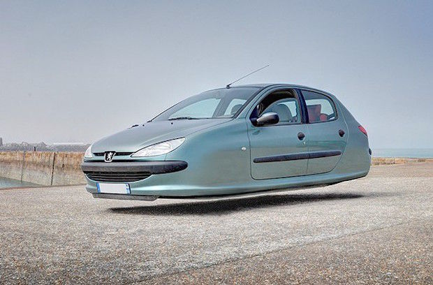Peugeot 206 1.4i XR