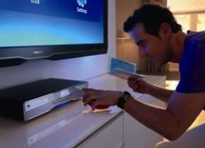 Philips Blu-ray speler met Qdeo-videoverwerking