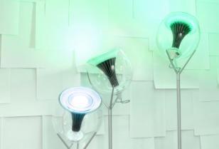 Philips brengt LED tot Leven op Inside Design 2009