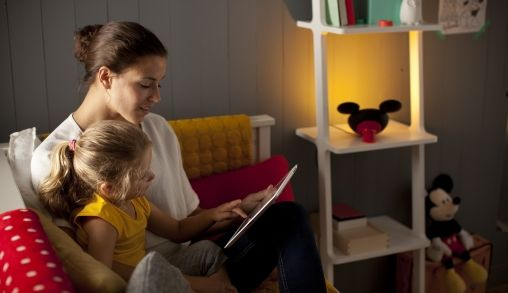 Philips Disney StoryLight voor kinderkamers