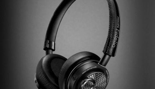 Philips Fidelio M2L koptelefoon: goed geluid rechtstreeks uit je iOS-apparaat