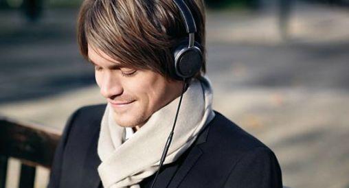 Philips lichtgewicht Fidelio M1 hoofdtelefoon