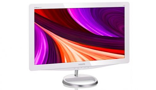 Philips Moda monitor nu in briljant wit