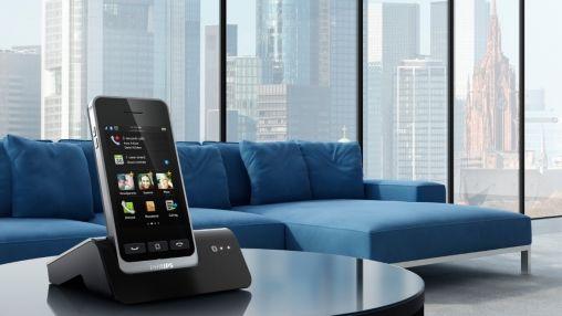 Philips S10 Smartphone voor thuisgebruik