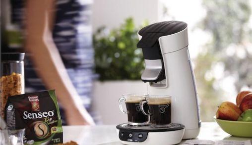 Philips Senseo Cappuccino Select en Viva Café Eco