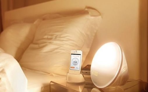 Philips Wake-up light 2012 21
