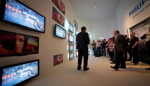 Philips Winter Media event 2010