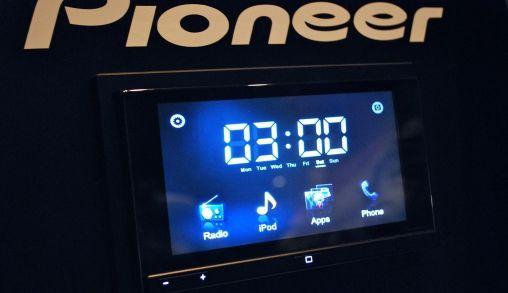 Pioneer AppRadio, als een vergrootglas voor de iPhone