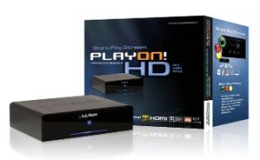 PlayOn!HD MediaStreamer in Full HD