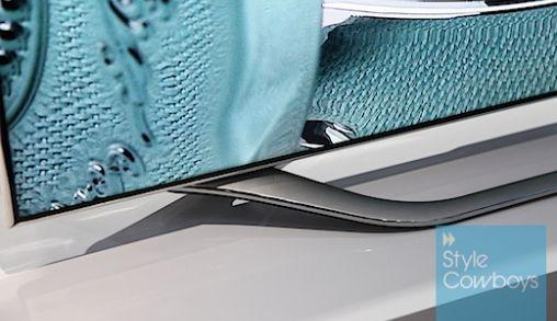 Prijs bekend Samsung ES8000 TV met Spraak- en Gebarenbesturing