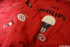 PSV en Philips worden Energie Zuinig