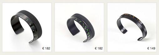 Re:Vision Camera Armbanden voor Fotogeeks
